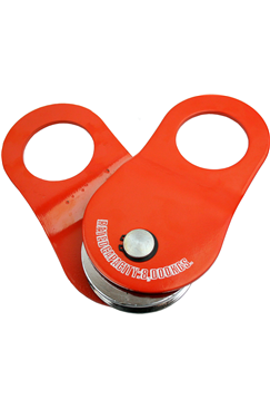 8 Tonne Heavy Duty Pulley Block For Bot Synthetic And Steel Ropes WL8T