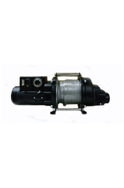 Electric Winch 240 Volt Single Phase 500kg Lifting Capacity 6mm x 30mtr rope DUKE-DU500S
