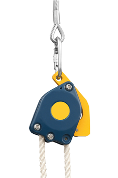 Lightweight Pulley Lifting/ Lowering Block with Brake and Rope Availability Of: 20m / 30m / 50m GFBP020