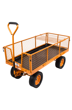 Trolley/ Cart 300kg With Removable Sides ST-GT-GC1840