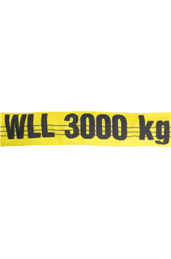 3t Webbing Round Lifting Polyester Strop/ Strap/ Sling 3T (0.5mtr to 6mtr) ROUND3XLG