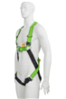 Two Point Front D Ring Fall Arrest Safety Harness P35