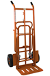 3 in 1 Multipurpose 250kg Sack Truck Pneumatic Rubber Wheels ST-HT1824