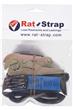 """Rat-Strap 400kg Straps/ Ratchet Lashing x 4mtr c/w """"S"""" Hooks RAT-STRAP-400KG"""