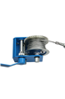 Heavy Duty Hand Pulling Winch 2500LB Capacity - 7.6mtr Wire Rope HW2500