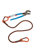 SQUIDS Lightweight Shock Absorbing Lanyard