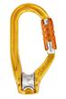 Petzl Rollclip Triact Lock Pulley Carabiner PETZL-P74TL