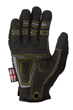 Heavy Duty Impact Safey Rigger Glove by Dirty Rigger