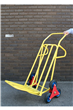 Stair Climbing 100kg Sack Truck Solid Wheels & Folding Extension Plate ST-SC-HT1410A