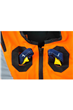 Safety Harness Jacket (Quick Release) Orange