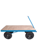 Heavy Duty Log/ Forestry Trolley 1tonne Pneumatic Tyres CHEEKO3-P