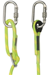 Adjustable Rope Restraint Work Positioning Lanyard 1m, 1.5m & 2m