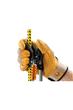 Petzl Microflip Reinforced 2.5 Meter Adjustable Work Positioning Lanyard