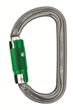 Aluminium Construction Karabiner With Pin Locking Mechanism PETZL-M34APL