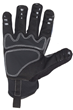 LifeGear Safety Impact Working Gloves