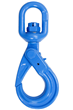 Grade 100 360 Degree Swivel Self Locking Hook To Suit Grade 100 Chain SWIV-SLH-G100