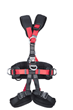 G-Force Quick Release Rope Access Harness (Added Comfort Padding)